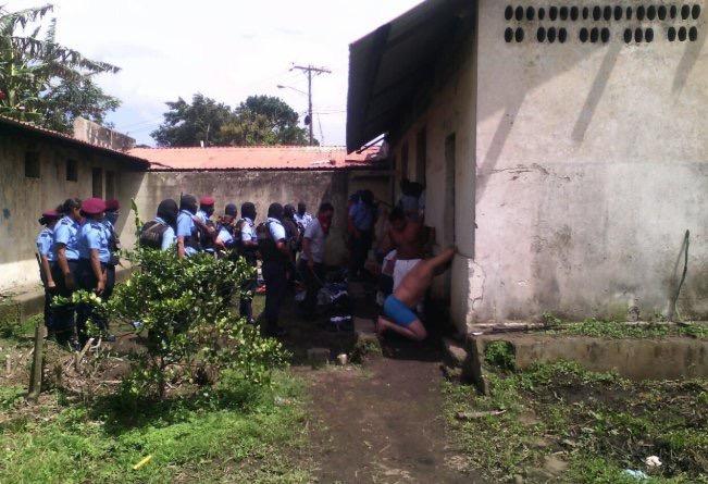 Operativo deja varios muertos en Carazo.