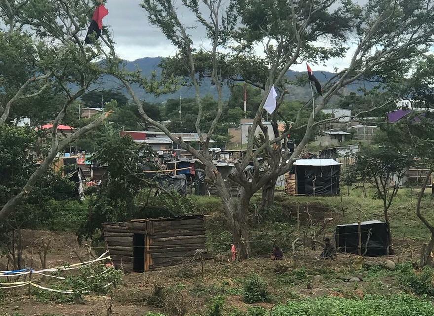 Toma-tierras buscan acuerdos con alcaldía de Estelí.