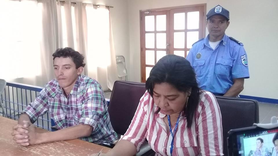 Dictan pena de 30 años de cárcel para femicida de La Trinidad.