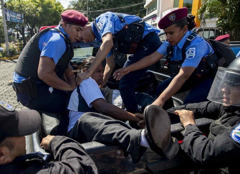 Hombre es condenado a 22 años y nueve meses de cárcel en Managua.