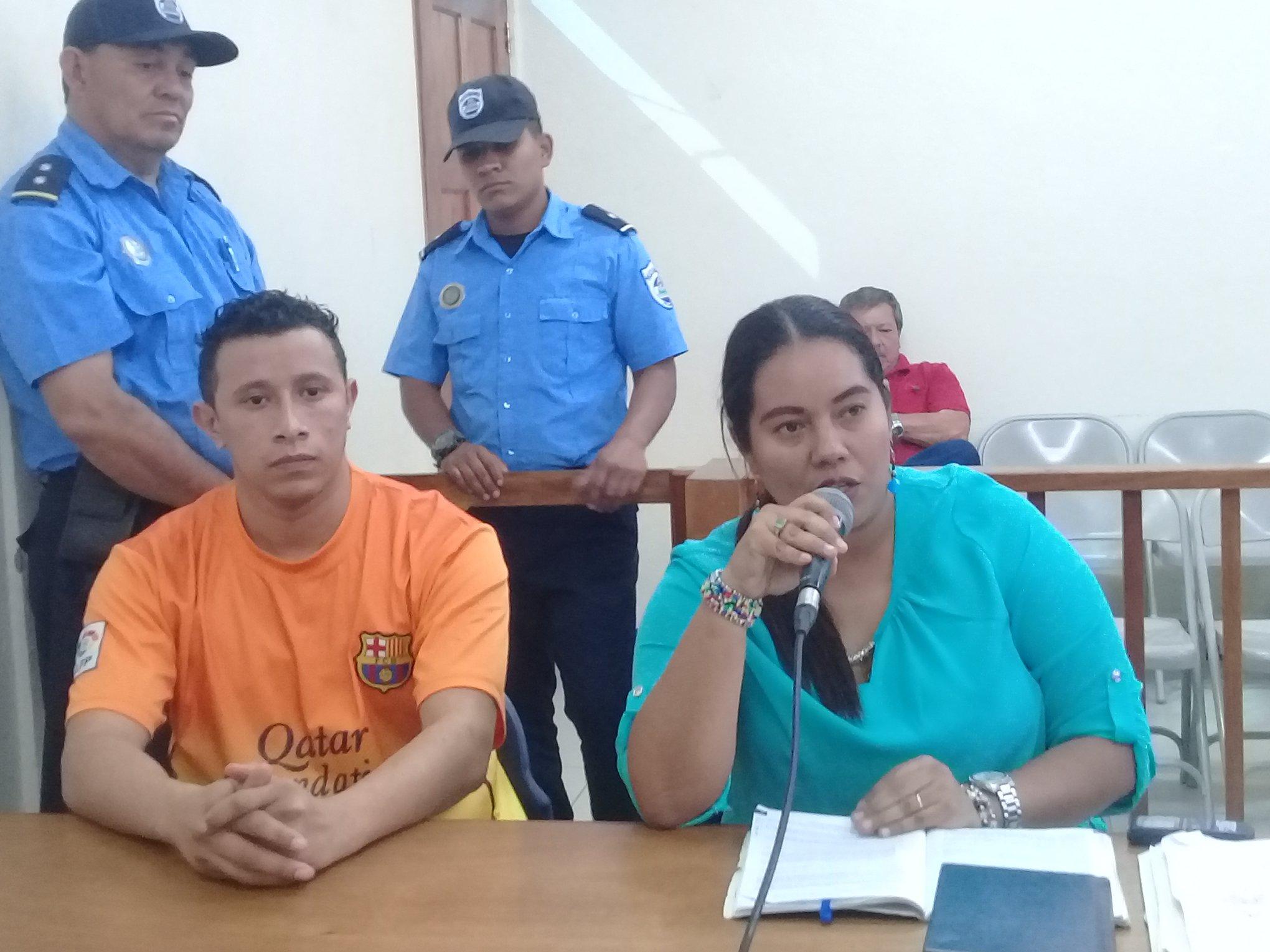 Lo declaran culpable por homicidio contra mujer en Estelí