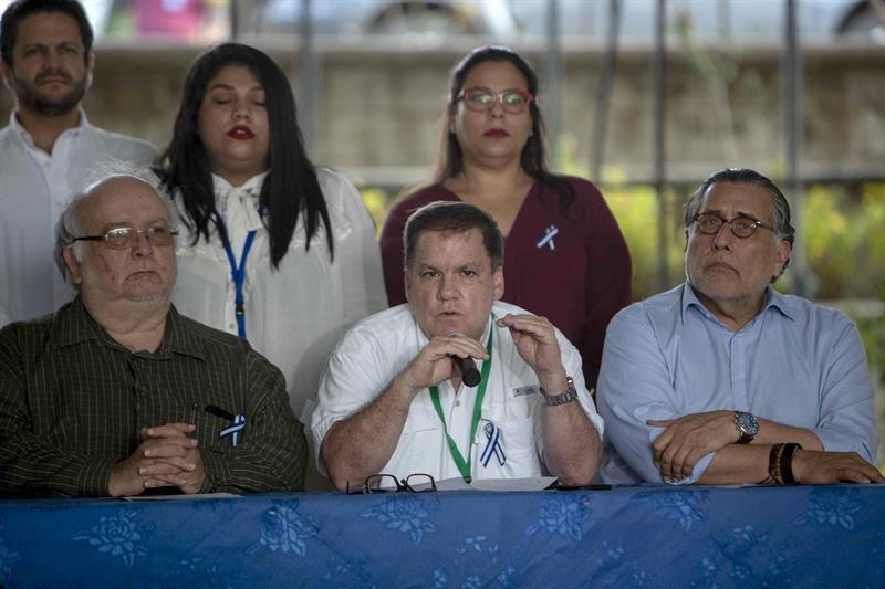 Acuerdan liberar a manifestantes y reformar el sistema electoral en Nicaragua