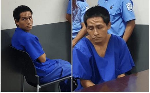 Lo condenan a 25 años de cárcel por asesinato agravado de niña.