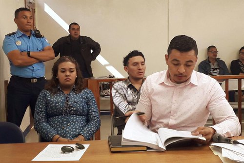 Condenan a coautores del delito de asesinato contra joven esteliano.