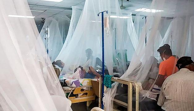 Dengue cobra otra víctima en Managua, una menor de seis años.