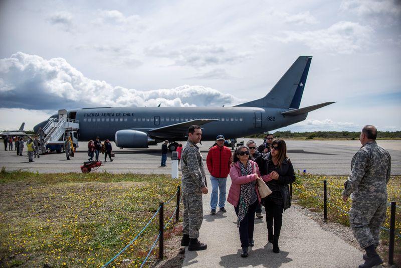Fuerza Aérea de Chile descarta sobrevivientes en accidente avión con 38 personas a bordo