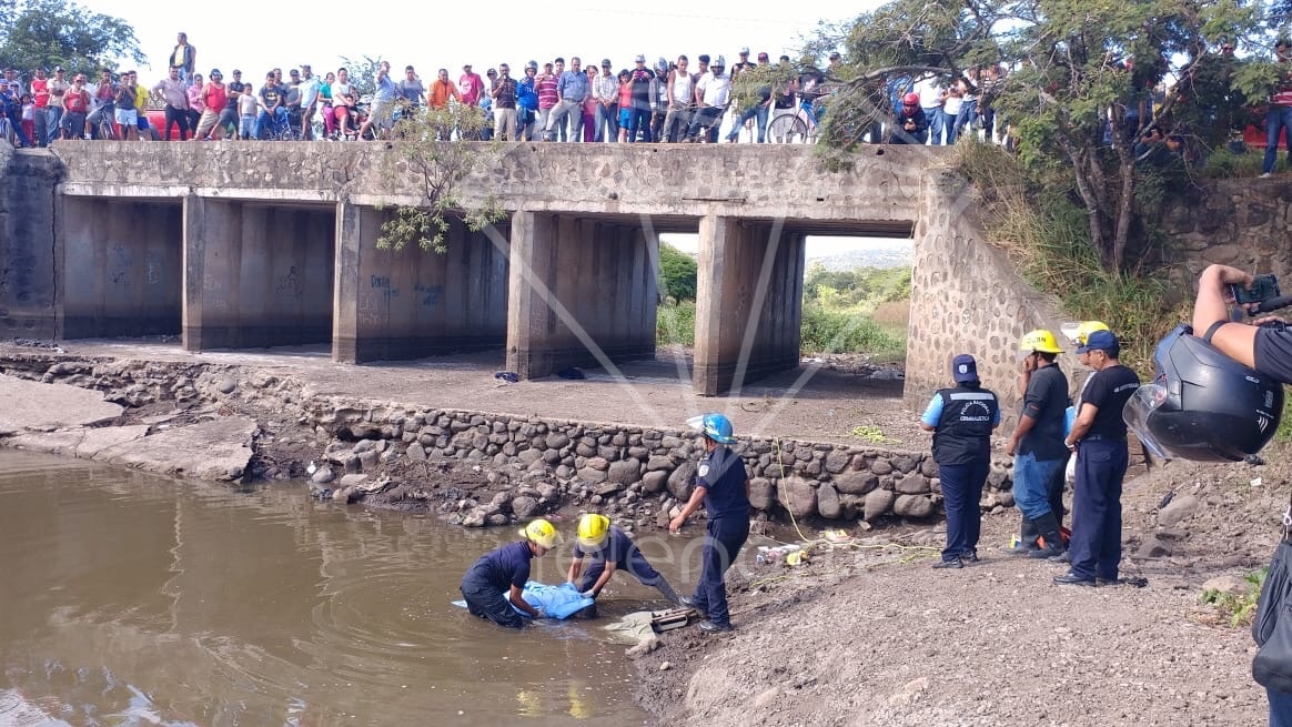Adolescente con discapacidad es encontrado sin vida en río Estelí.
