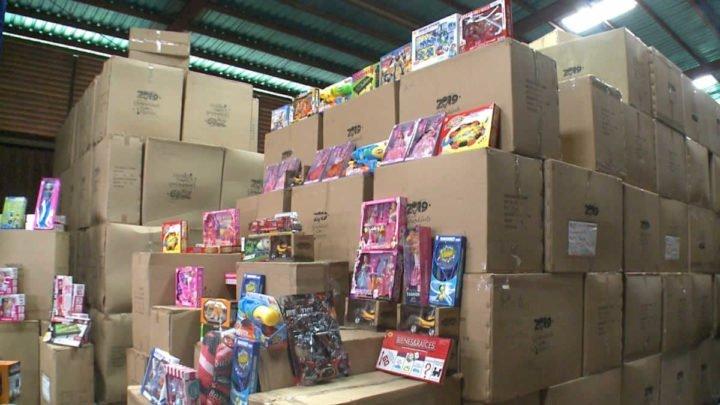 Mined entregará juguetes a niños de Estelí.