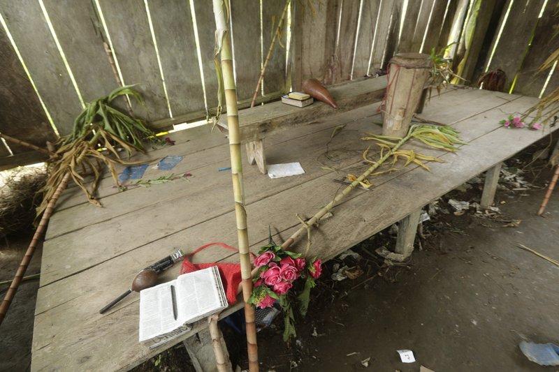 Cuatro delitos enfrentan implicados en caso de secta en Panamá