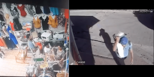 Delincuentes utilizan diferentes modalidades para cometer robos.