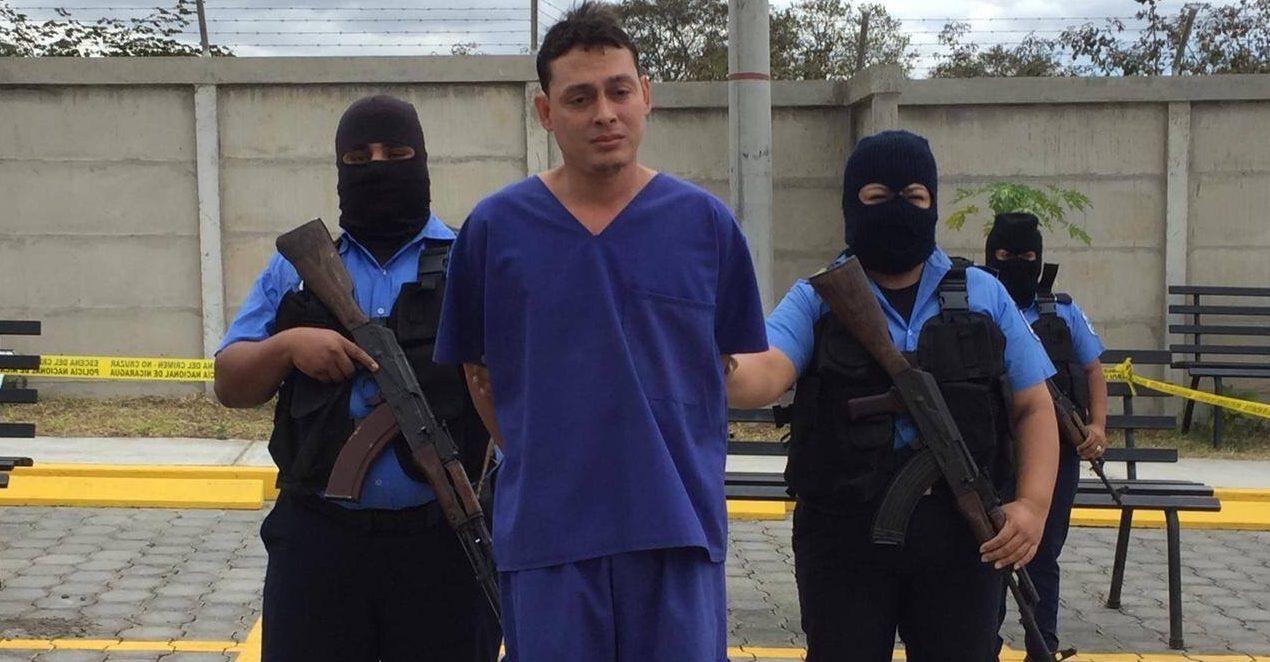 Capturan a sujeto que asaltaba y abusaba sexualmente de sus víctimas en Managua.