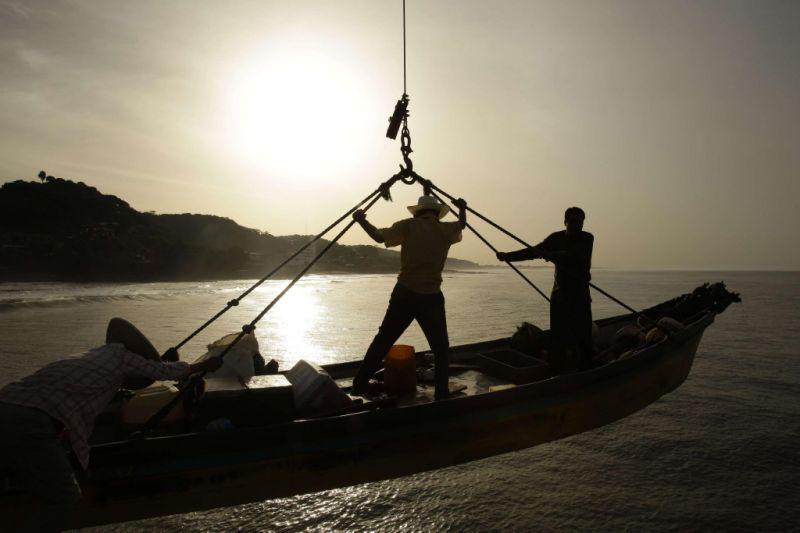España ayuda a evitar la mortandad de peces criados por campesinos en Nicaragua