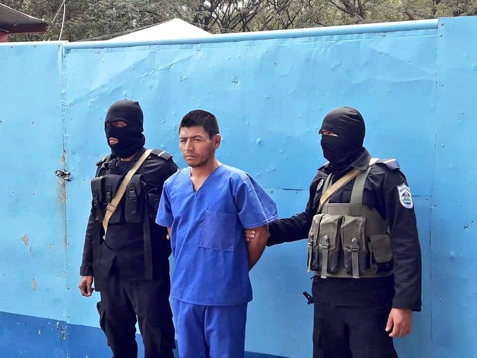 Capturan a sujeto por violar a una menor en Cuapa, Chontales.