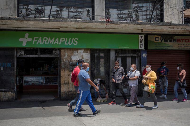 Venezuela reporta segunda muerte por COVID-19, casos ascienden a 113 .