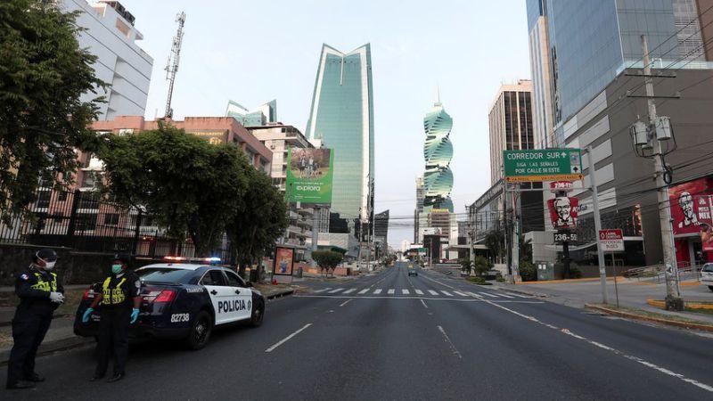 Panamá separa salida de hombres y mujeres a la calle por Covid-19
