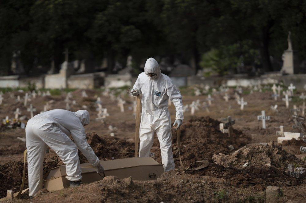 Los muertos por COVID-19 en el mundo superan el millón, según Johns Hopkins