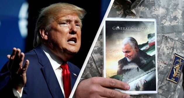 Irán emite orden de arresto contra Trump y solicita apoyo de la Interpol