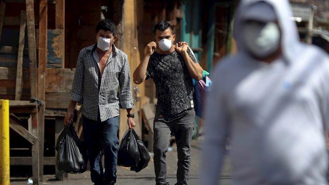 Pandemia de COVID-19 deja en Honduras 45 muertos y 628 contagios en un día