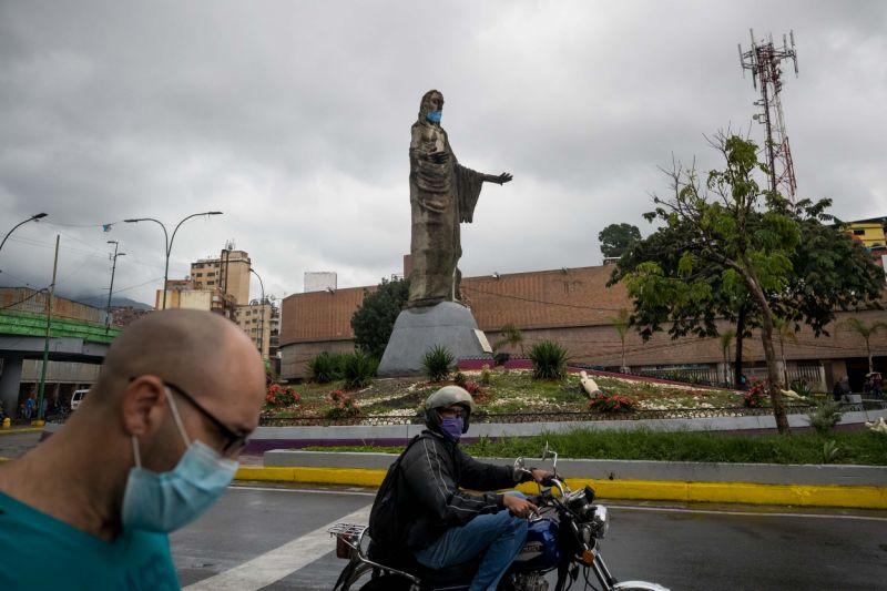 Venezuela supera por tercer día su récord de casos de COVID-19 y llega a los 29.088