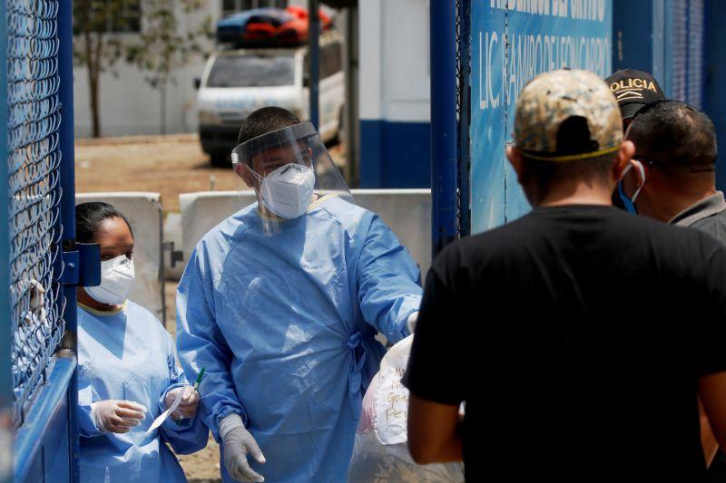 Guatemala registra 37 muertes y 597 contagios de covid-19 en 24 horas
