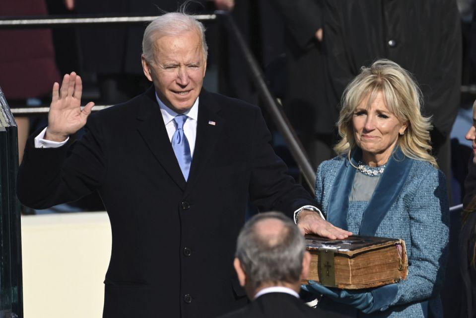 Joe Biden es el nuevo presidente de Estados Unidos