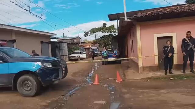 Encuentran el cuerpo de una mujer dentro de un sumidero en Jalapa.