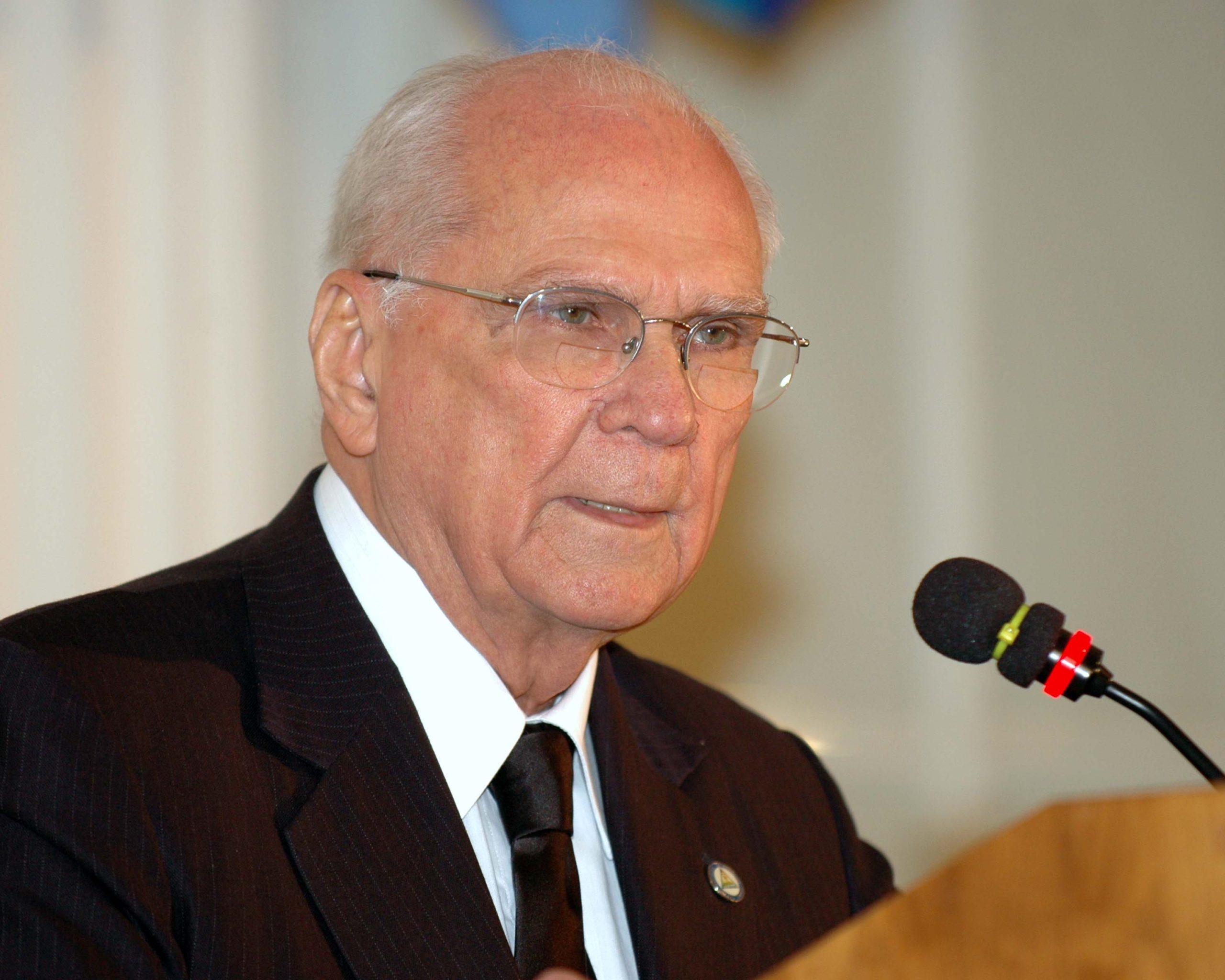 Fallece el expresidente de Nicaragua Enrique Bolaños Geyer