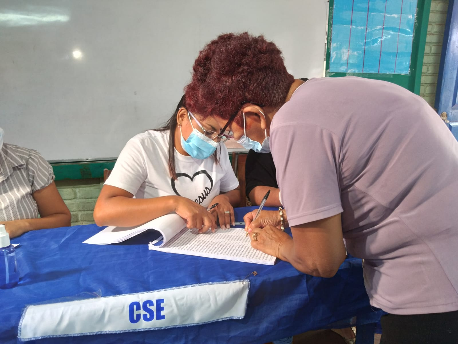 Jornada de verificación ciudadana de cara a las elecciones en Nicaragua