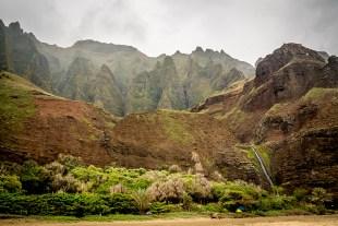 Kalalau Ridge