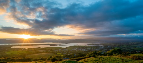 Bantry at Sunset