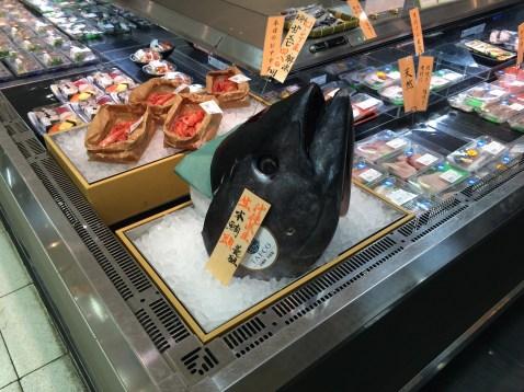 Tokyo Fish Market Head