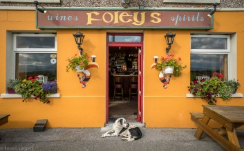 Foleys Bar - Inch, Ireland