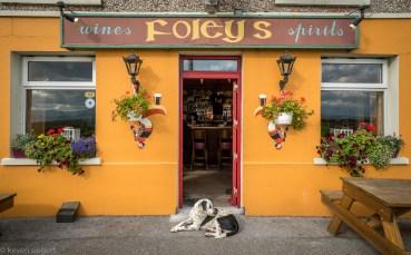 Foleys Bar - Inch, Ireland