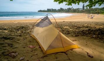 Haena Beach Campsite - Kauai