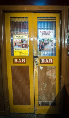 murphys interior bar doors