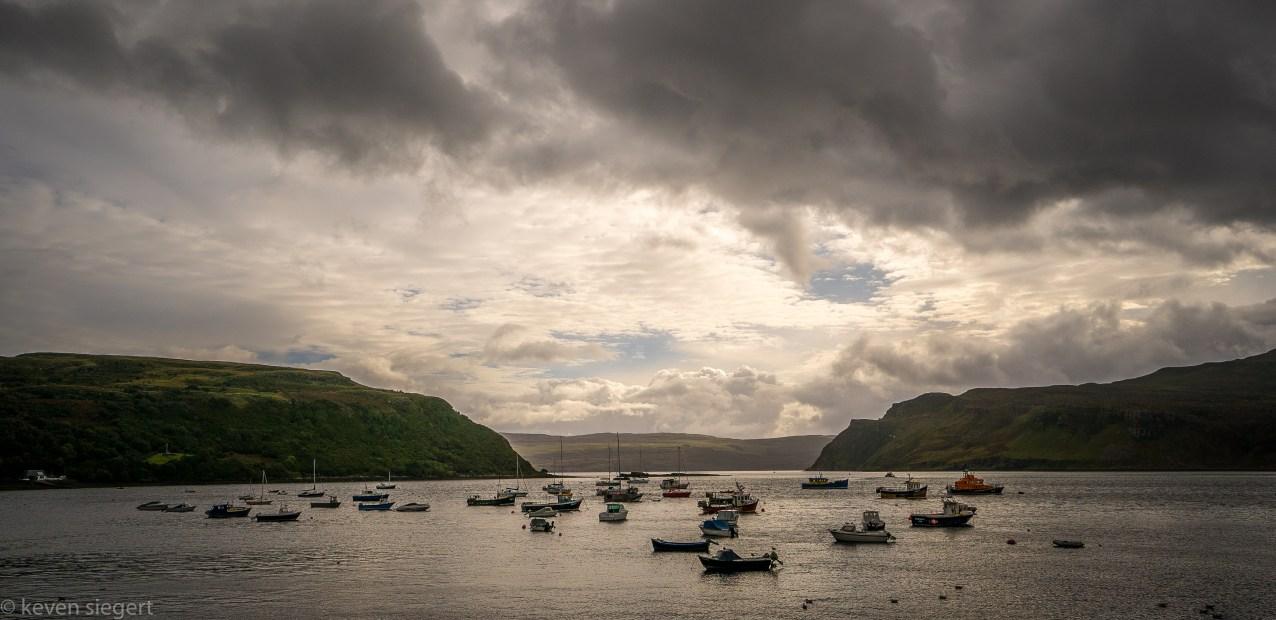 Portree Bay