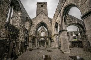 Sligo Abbey WS - Ireland