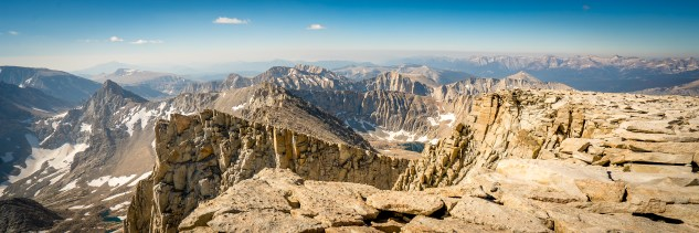 View From Whitney