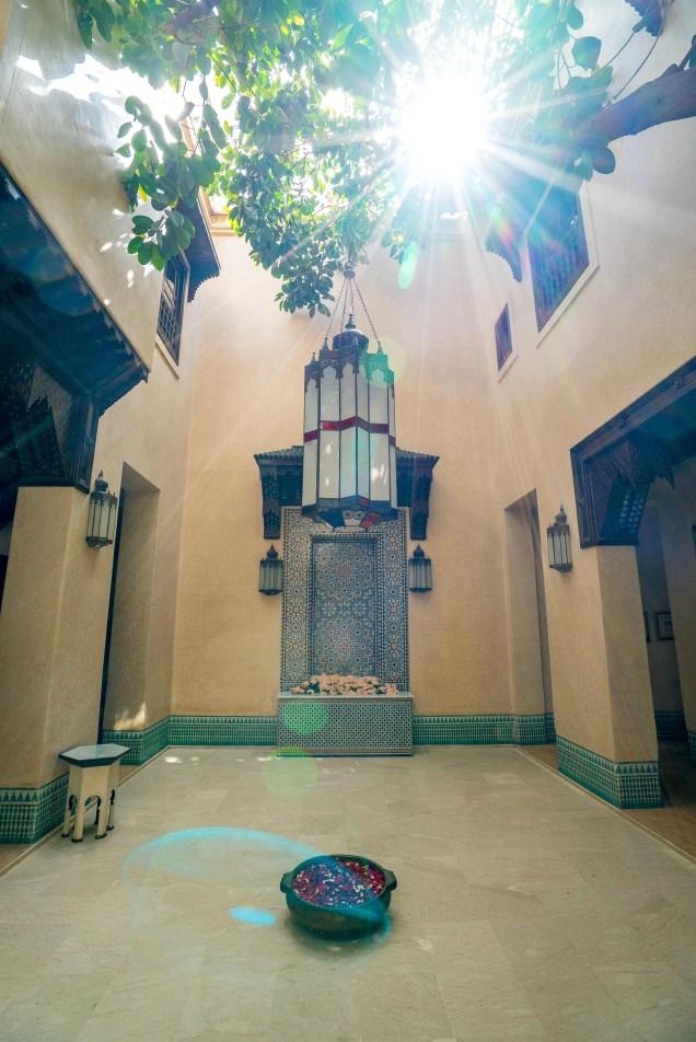 Riad Courtyard 5