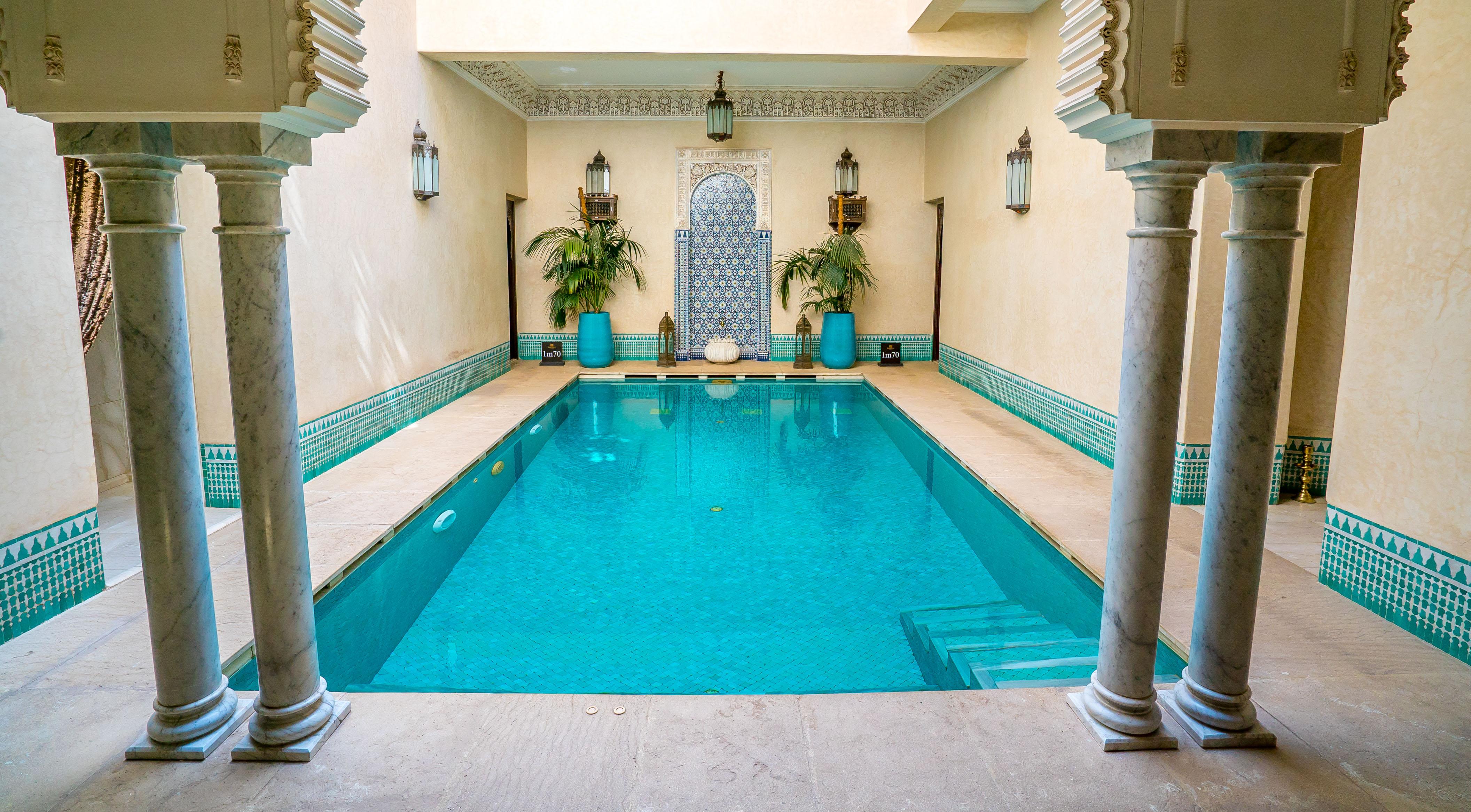 Riad Swimming Pool