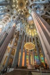 Basilica of the Sagrada Familia 1