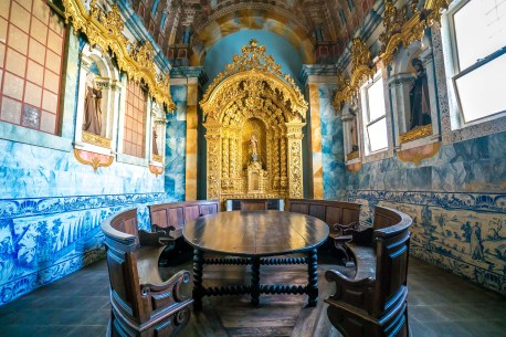 Coimbra Cathedral Meeting Room