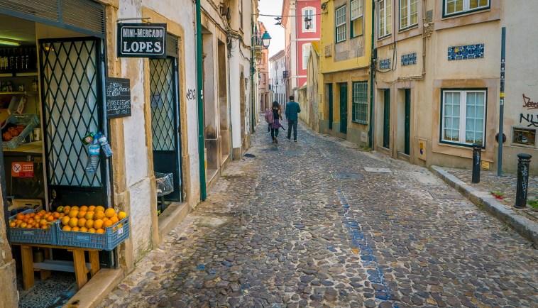 Coimbra Street Scene
