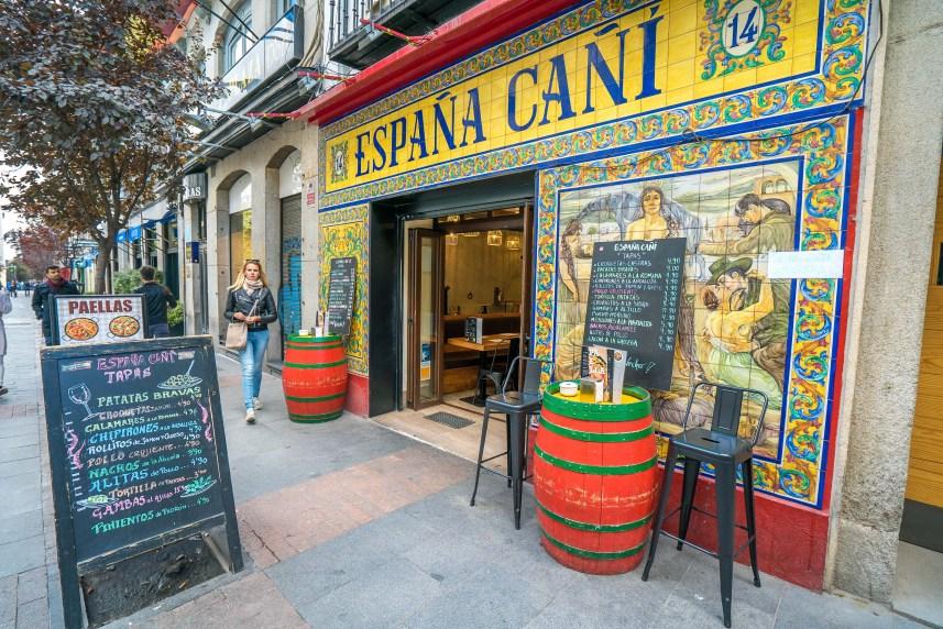 Madrid Cafe