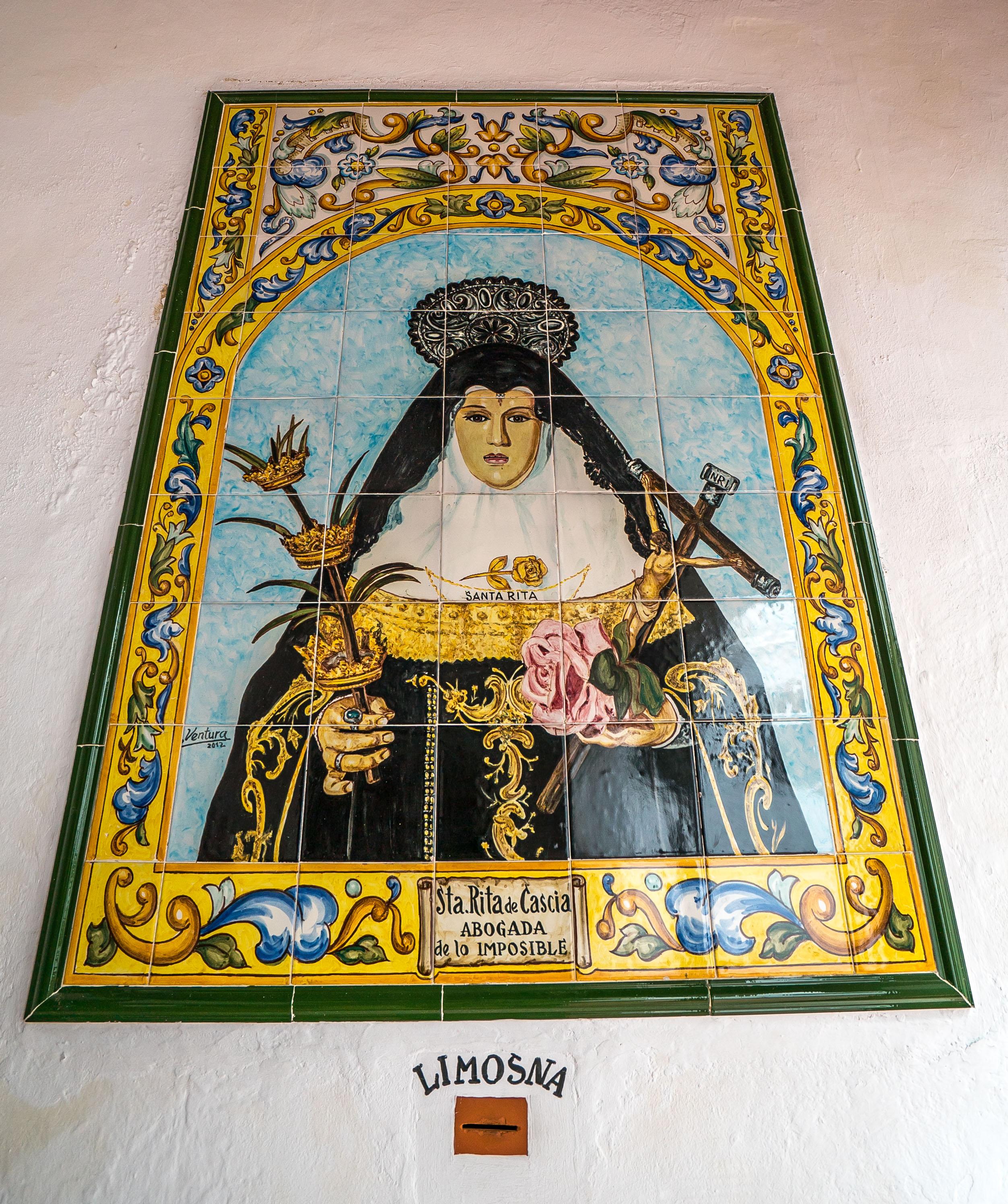 Seville Church Offering Slot