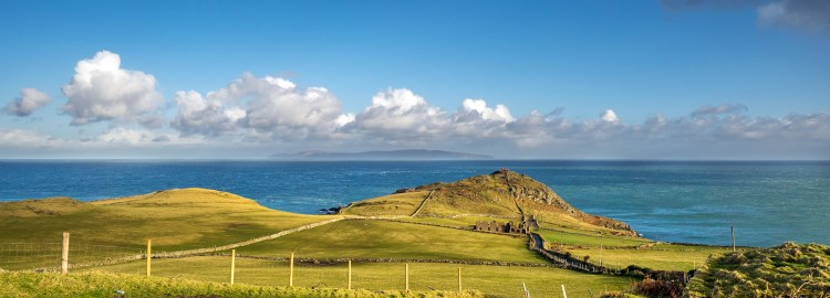 Torr Head and Friary