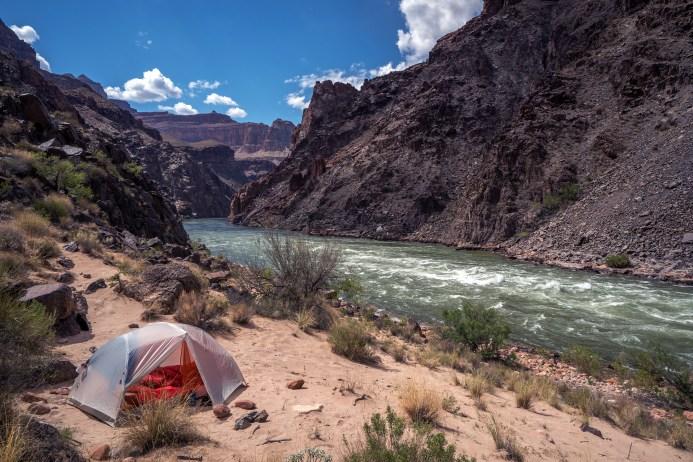colorado campsite