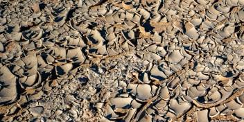Capitol Reef - Dried Mud