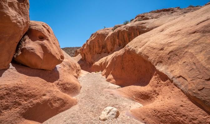 Capitol Reef - Muley Trail