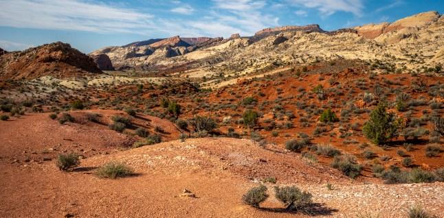 Capitol Reef - Open Desert2